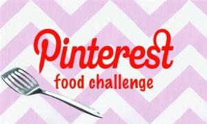 Pinterest Food Challenge