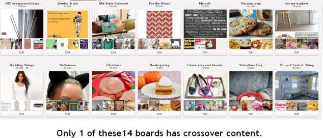 Sandpaper & Glue Pinterest Boards