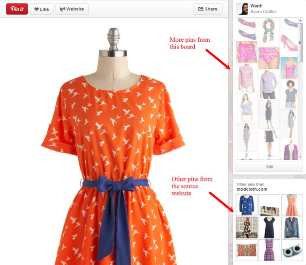 New Look - Pinterest Pins