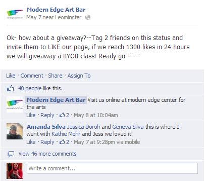 Modern Edge Giveaway