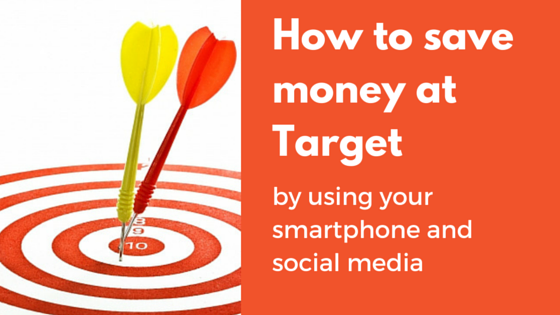 How to save money at Target using your smartphone and social media