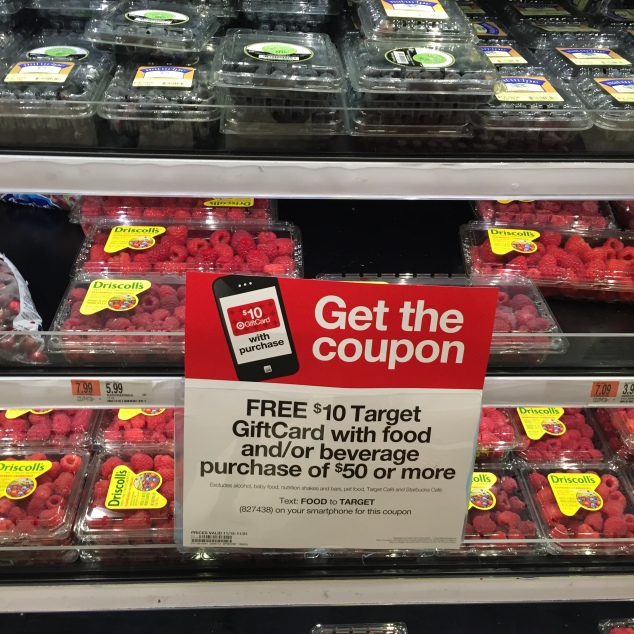 Target text coupon sign.JPG